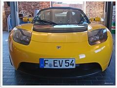 KLASSIKSTADT 2010 - Tesla (Elektorauto)