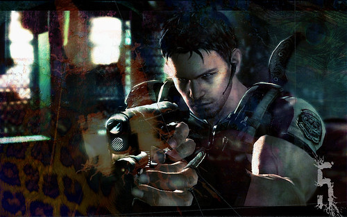 Resident Evil 5 Chris
