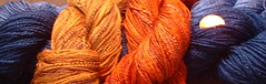 silk band yarns july 2007