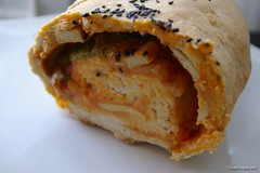 Vegan Stromboli - by VeganWarrior
