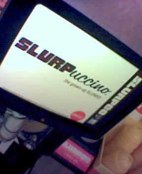 Slurpuccino