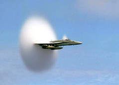 Visualize a Sonic Boom (Telstar Logistics) Tags: f18 soundbarrier breakingsoundbarrier