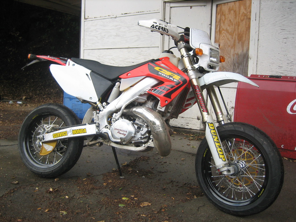 Street Legal Two-Strokes Are Not What You Expect