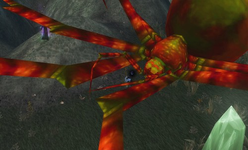 We killed this, and I didn't even know what it was... xD - Screenshot from World of Warcraft