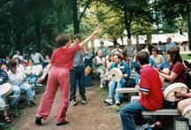 Leading a Rhythm Group