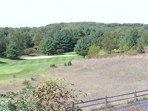 14th hole, Heathlands Golf Course, Onekama, Michigan