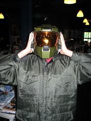 Halo 3 Helmet