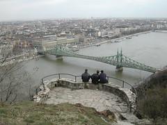 DSCN4316 (BADigiFoto) Tags: city bridge river hungary view hill budapest duna danube buda pest magyarország hungariancapital magyarfőváros