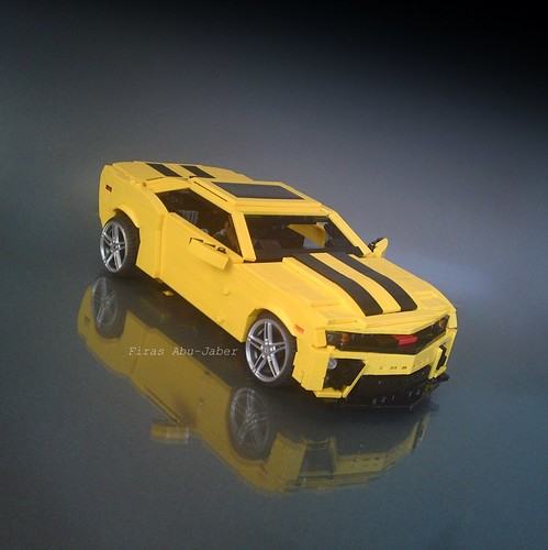 Flickriver Photoset Transformers Camaro Bumblebee By