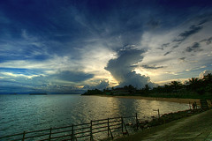 #350E1260 (Zoemies...) Tags: beach balikpapan malawai zoemies