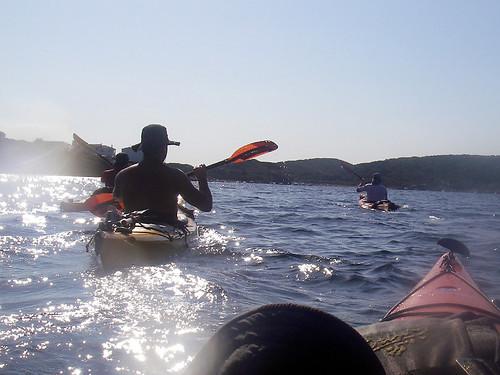 Vuelta a Menorca en kayak 24