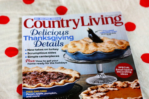Country Living November 2010