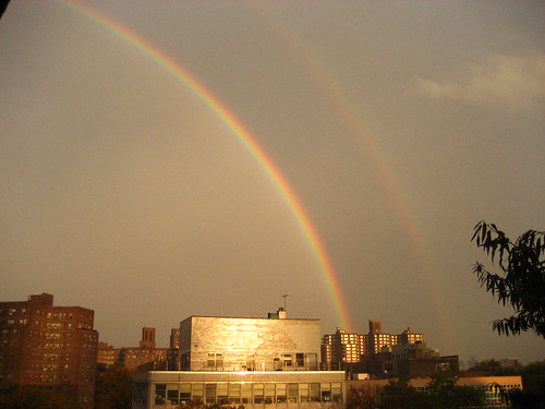 The LES Double Rainbows 10.27