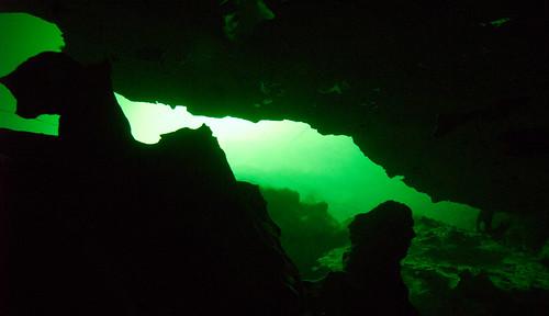 Cenote Calavera 04