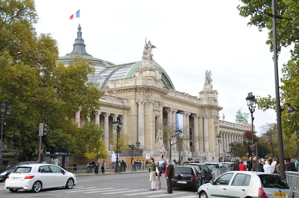 Le Grand Palais, Paris