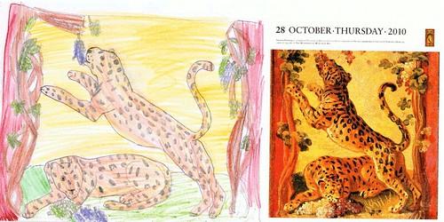 jaguar repro and original