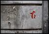 Drache (C.C.V.) Tags: vienna wien streetart graffiti stencil dragon urbanart drache schablone siebensterngasse