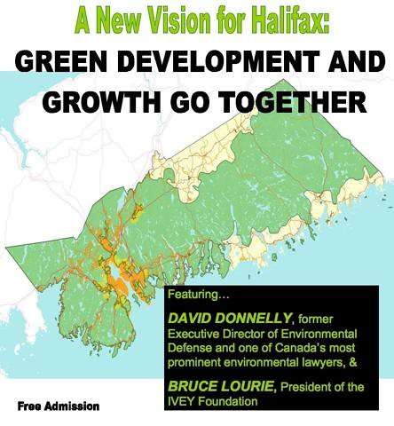 Exploring Ways to Grow, Halifax