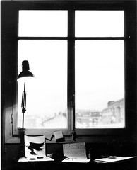 Window to exile (Dementia___) Tags: country anglepoise basque vasco euskadi vitoria pais gasteiz