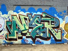 Mad Nigga NOXER (Laser Burners) Tags: brooklyn graffiti dod xtc bushwick ris ykk tfp noxer
