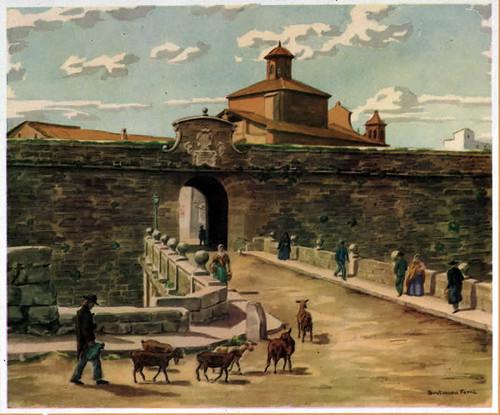 Ferrá: murallas Palma