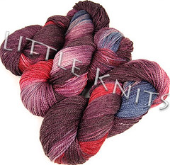 Fleece Artist Sea Wool at Little Knits