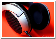 Silence Is Music (babybee) Tags: music bravo headphones gadget headphone sennheiser leftright audiophile madeingermany fotografikas silenceismusic
