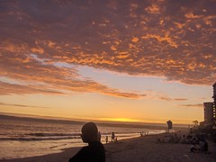 Coronado Sunset (Miss Martini (AnnaLynn M.)) Tags: sunset dennis coronadoshores
