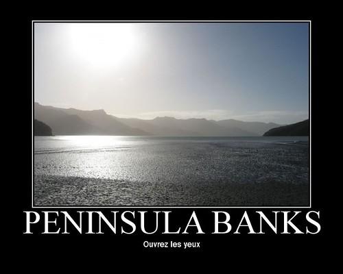Peninsula Banks