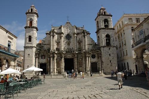 Catedral de La Habana por analista55.