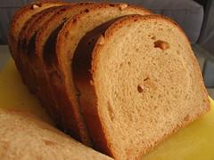 Roasted-Peanut Honey Bread Cannon