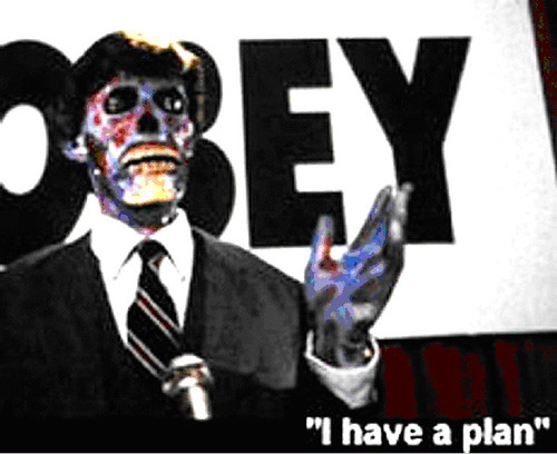 THEY LIVE - WE SLEEP / Jon Strauss