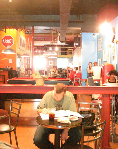 Diesel Café, Somerville, MA