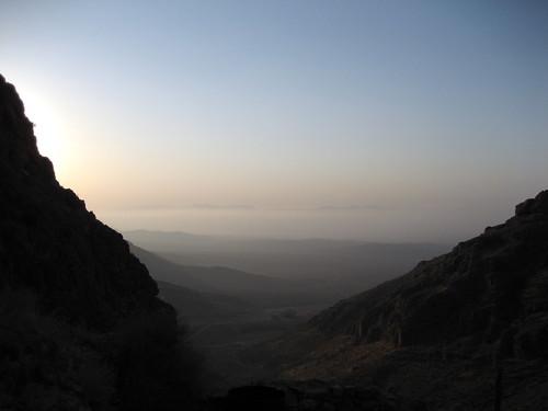Dawn at Marmusa