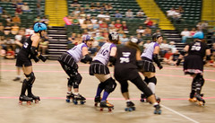 Blocking for the Jammer