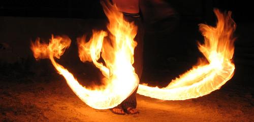 Duelo - Fuego