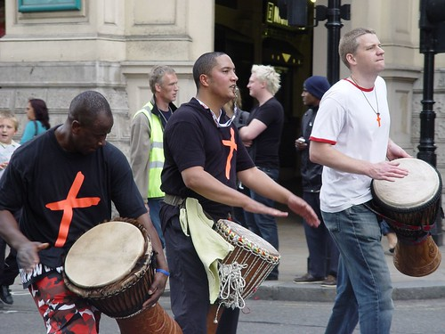 Jesus Army: make a joyful noise