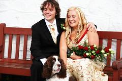 synchronised blinking (obo-bobolina) Tags: nottingham wedding cornwall marriage landsend paulstone sarabudinar