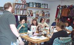 Friday Night Knit Club