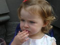 charlotte eats a lemon 3 (alist) Tags: baby girl boston toddler alist robison bostonmass charlottelasky cassiecleverly alicerobison kerriekephart ajrobison charlottehaydenlasky ericlasky