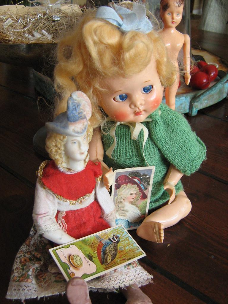 my dollys-