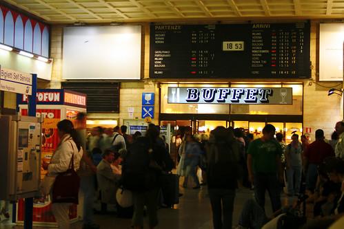 OMG where's the train