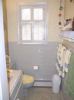 Sara's Bathroom