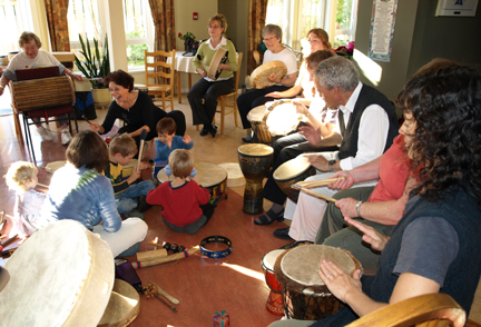 All Ages in Round Rhythms