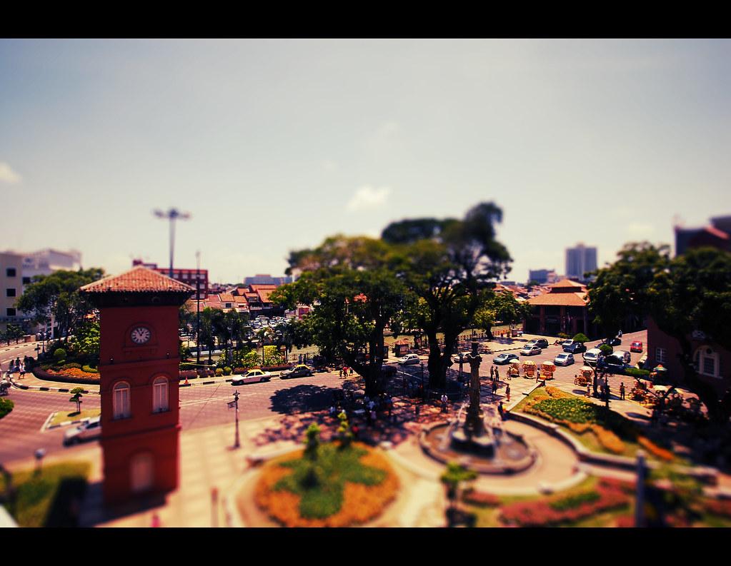 cuti-cuti malaysia | bandaraya melaka | melaka
