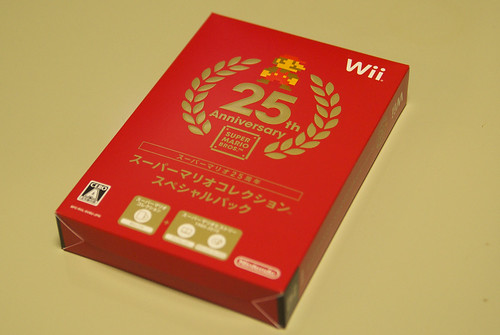 Wii Super Mario Collection Special Package