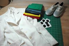 Mondrian jacket