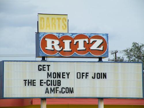 Darts Ritz