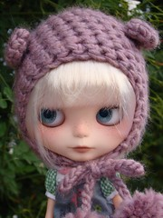 Fiep being sweet today! (Vainilladolly) Tags: doll blythe olga custom fbl fiep vainilladolly mayacomes