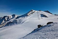 Geforene Wand (Nathan A) Tags: travel ski mountains alps austria europa europe snowboard tux zillertal hintertux oesterreich tuxertal